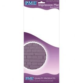 PME tekstūrinis kilimėlis - plytų raštas
