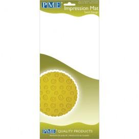 PME tekstūrinis kilimėlis - sukurių raštas