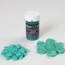 Sugarflair nefrito (pastel jade) spalvos geliniai dažai - 25g.