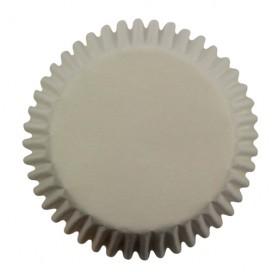 PME balti mini keksiukų popierėliai - 100vnt.