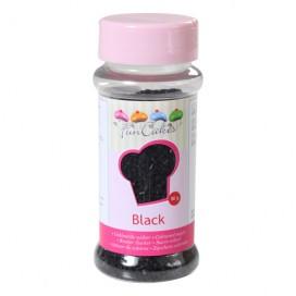FunCakes juodos spalvos cukrus - 80g