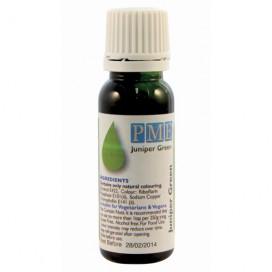 PME žalios (Juniper Green) spalvos naturalūs maistiniai dažai - 25g