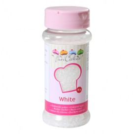 FunCakes baltos spalvos cukrus - 80g