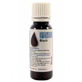 PME Black Natural Food Colour - 25g