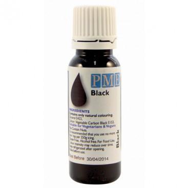 PME juodos spalvos maistiniai dažai - 25g