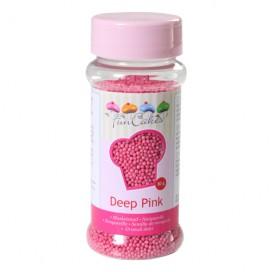 FunCakes dark pink nonpareils - 80g