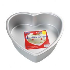 PME kepimo forma (širdelė) - 15 x 7,5cm