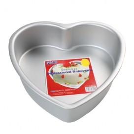 PME Deep Heart Cake Pan 25 x 7,5cm
