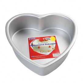 PME kepimo forma (širdelė) - 25 x 7,5cm