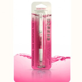 RD Dusky Pink Professional Double-sided Food Pen