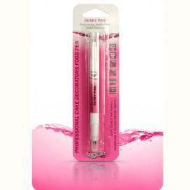 RD Rožinis (Dusky Pink) Dvipusis maistinis rašiklis