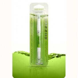 RD Žalias (Leaf Green) Dvipusis maistinis rašiklis