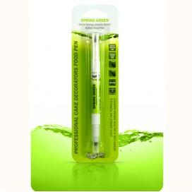 RD Žalias (Spring Green) Dvipusis maistinis rašiklis
