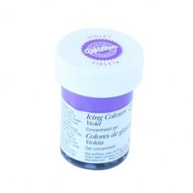 Wilton violetiniai geliniai maistiniai dažai- 28,3g.
