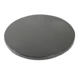 FunCakes juodas(Black) padėklas apvalus Ø30cm (10mm)