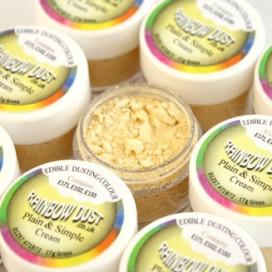 RD Kreminiai (Cream) Plain & Simple birūs dažai - 5g