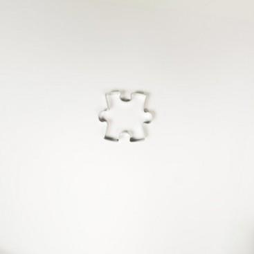 Puzlės detalės sausainių formelė - 2cm