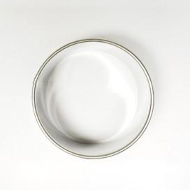Apvali sausainių formelė - 8cm