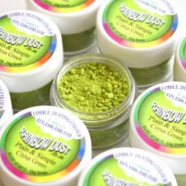 RD Citrus Green Plain & Simple Green - 3g