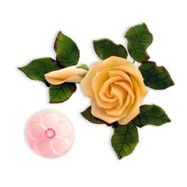 JEM gėlių ir lapelių formelių rinkinys - 7 vnt.