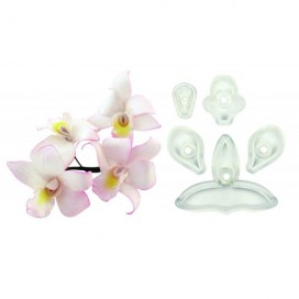 JEM Scrolls and Pansy Cutter set/4