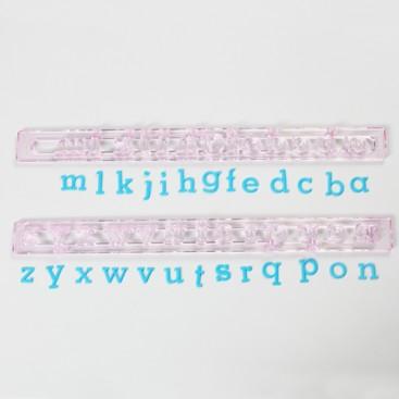 """FMM """"Art Deco"""" šrifto raidelių formelių rinkinys"""