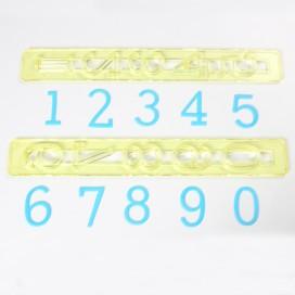 FMM skaičių formelių rinkinys