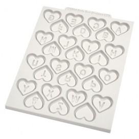 Katy Sue raidžių širdelėje formelių rinkinys