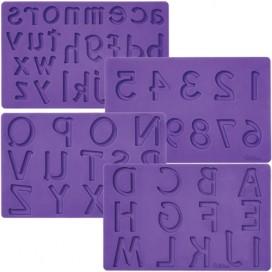 Wilton raidžių ir skaičių formelių rinkinys