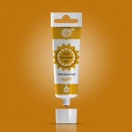 RD Karamelinės spalvos (Caramel) ProGel geliniai dažai - 25g