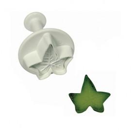 PME gebenės lapo formelė su stūmikliu - 2,5 cm