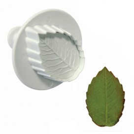 PME Rose leaf plunger cutter LARGE