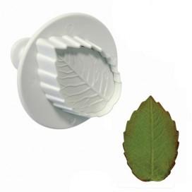 PME rožės lapo formelė su stūmikliu