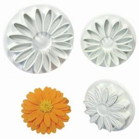 PME gėlės formelė su stūmikliu - 4,5 cm