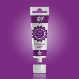 RD Violetiniai ProGel geliniai dažai - 25g
