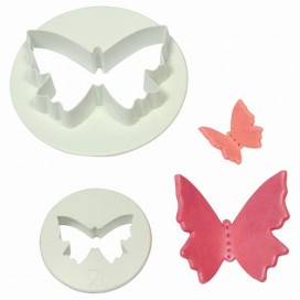 PME Broderie Cutter Straight Frill