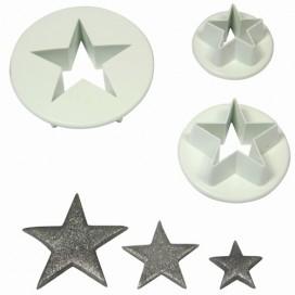PME žvaigždių formelė - 3 vnt.