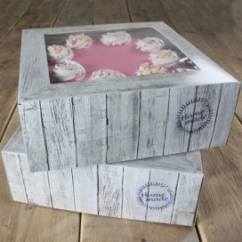 FunCakes tortų dėžė - 21x21x9cm