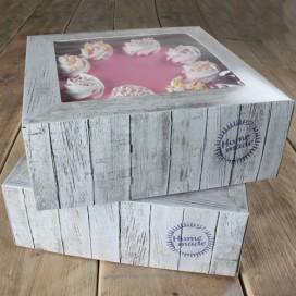 FunCakes tortų dėžė - 26x26cm (2vnt.)