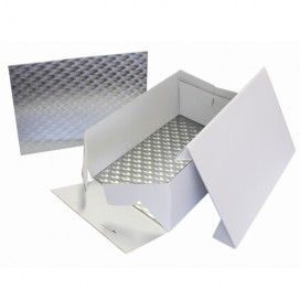 FunCakes Cake Box -Quotes- 36x25x8cmpk/2
