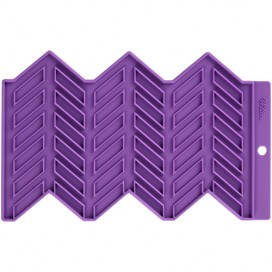 Wilton Silicone Precision Patterns -Herringbone