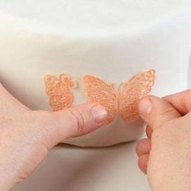 Silikomart silikoninis killimėlis - širdelės