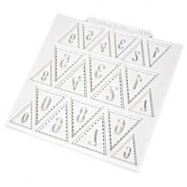 Katy Sue silikoninė papuošimų formelė