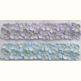 Karen Davies silikoninė gėlių rašto formelė