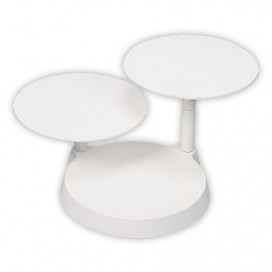 Tortų stovas - 3 aukštai