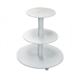 Tortų stovas - 4 aukštai
