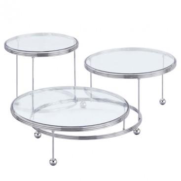 Wilton tortų stovas - 3 aukštai