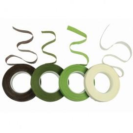PME šviesiai žalia juostelė vielytėms, cukrinėms gėlėms