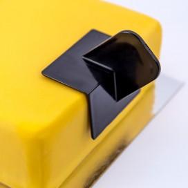 Dekofee tortų paviršiaus lyginimo mentelė