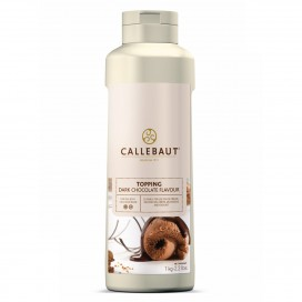 Callebaut Topping -Chocolate Dark- 1kg